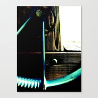 Wheel I Canvas Print