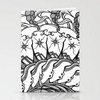 Cinnamon Bun Sun Stationery Cards