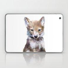 Little Wolf Laptop & iPad Skin