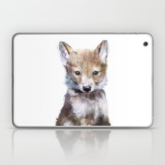 Little Wolf Laptop & iPad Skin