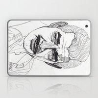 Clark Gable Laptop & iPad Skin