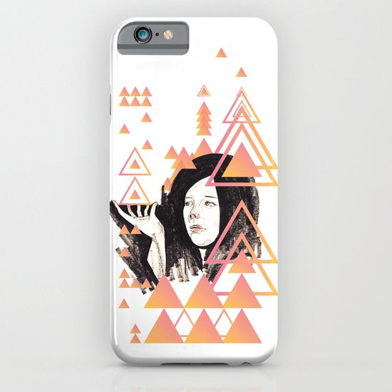 Noir Series 002. iPhone & iPod Case
