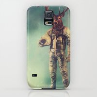 Galaxy S5 Cases featuring Without Words by rubbishmonkey