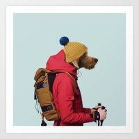 Polaroid N°8 Art Print