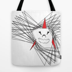 When Sharks Attack Tote Bag