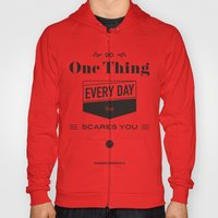 Roosevelt Quote, USA President, words of wisdom Hoody