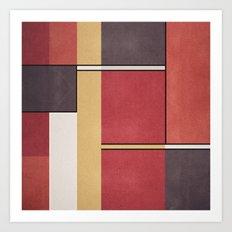 Abstract #81 Art Print