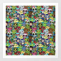 Studio Longoria Creatures Art Print