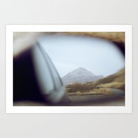 Mt. Errigal Art Print