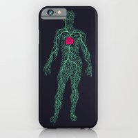 iPhone Cases featuring Spring Heart by Tobe Fonseca