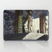 The Volcano Entrance iPad Case