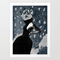 Mindblown - 3 Art Print