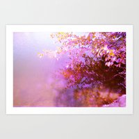 Plum Creek Art Print