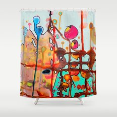 alchimie Shower Curtain