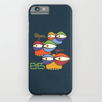 iPhone & iPod Case featuring Open Your Eyes by Josh Franke