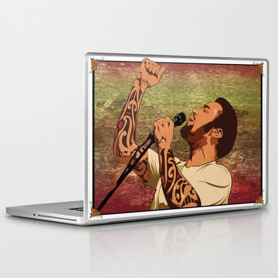 Fight For Your Mind Laptop & iPad Skin