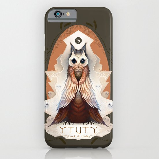 Ytuty Lord of Owls iPhone & iPod Case