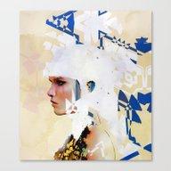 Valkyrie 2 Canvas Print