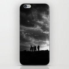 today or maybe tomorrow iPhone & iPod Skin