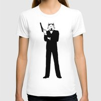 storm trooper T-shirts featuring Trooper... Storm Trooper 5 by Derek Donovan
