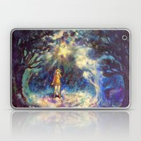 Forgotten Wish Laptop & iPad Skin