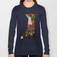 fox love juniper Long Sleeve T-shirt