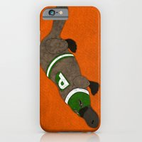 iPhone & iPod Case featuring Platypus by subpatch
