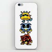 Dr. Mario Viruses iPhone & iPod Skin