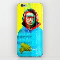 Gioconda Music Project �… iPhone & iPod Skin