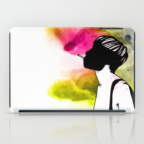 Young Liars 1 iPad Case