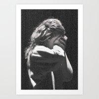 LoveBlind Art Print