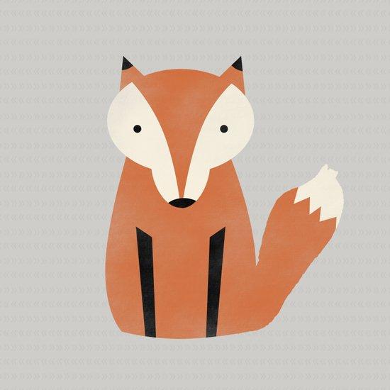 Foxiest Fox Art Print
