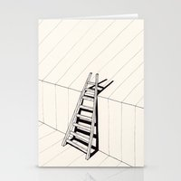 There's No Way Out Of He… Stationery Cards