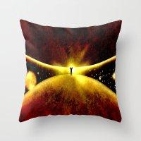 ATLAS - 225 Throw Pillow