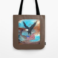Free Indeed Tote Bag
