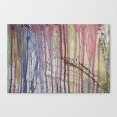 Dripping 2 Canvas Print