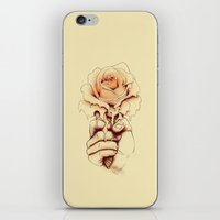 Rose a la Mode iPhone & iPod Skin