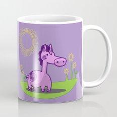 L. Horse Mug