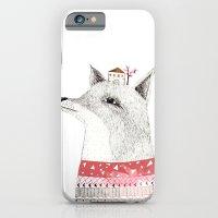 iPhone & iPod Case featuring Mr. Fox by missmalagata