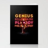 Iron Man: Genius Billion… Stationery Cards