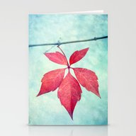 Stationery Cards featuring Happy by Claudia Drossert