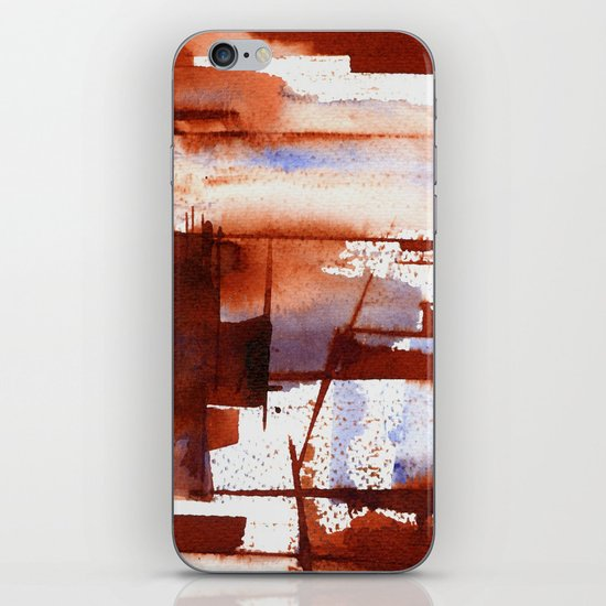 shipyard iPhone & iPod Skin