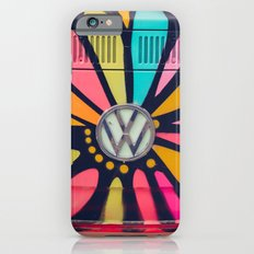 Feelin' Groovy Slim Case iPhone 6s
