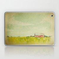 Oil painting house Laptop & iPad Skin