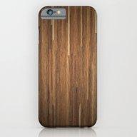 Wood #2 iPhone 6 Slim Case