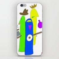 Bluegrass iPhone & iPod Skin