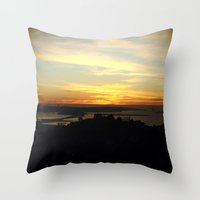 San Francisco, California Throw Pillow