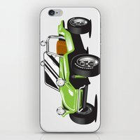 VW Dune Buggy iPhone & iPod Skin