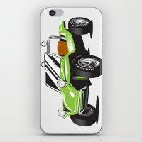 VW Dune Buggy iPhone & iPod Skin