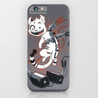 Cybercat Charges Up iPhone 6 Slim Case